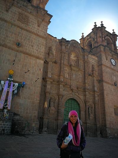 Iglesia en Puno