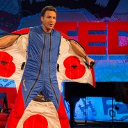 Behind The Scenes At TEDx Houses Of Parliament
