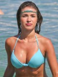 Catarina-Sikiniotis-Shows-Off-Her-Blue-Bikini-in-Greece-04