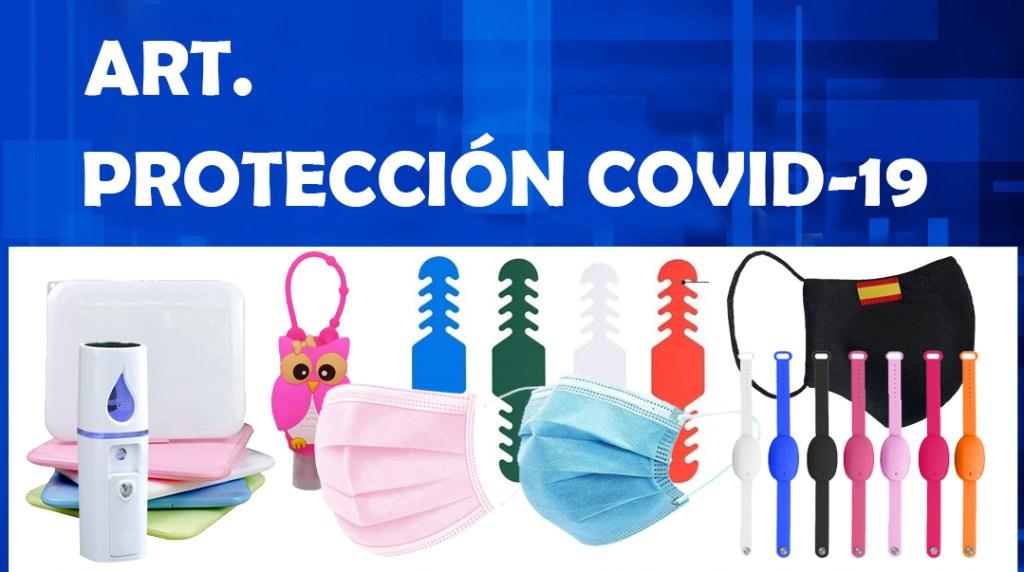 ARTÍCULOS PROTECCIÓN COVID-19