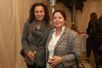Isabel Iboleon y Cati Amengual