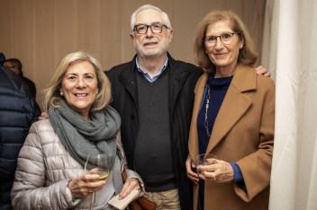 Ángela Sarazá, Joan Martorell Y Marita Martorell