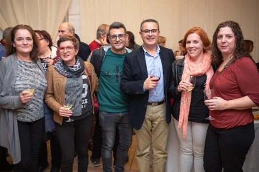 Joana Cerdà, Joana Cantallops, Ramon Gomà, Juanmi Marroig, Maria Del Mar Revert Y Marilen Nadal (Centro Integrador Fp Juniper Serra. Departamento De Hosteleriq)