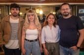 Pep Toni Font, Patricia Martínez, Araceli Bosch y Miguel Ángel Payeras