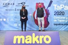 Tapalma en Makro 257