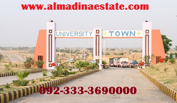 University Town, Rawalpindi Latest Rates Updates