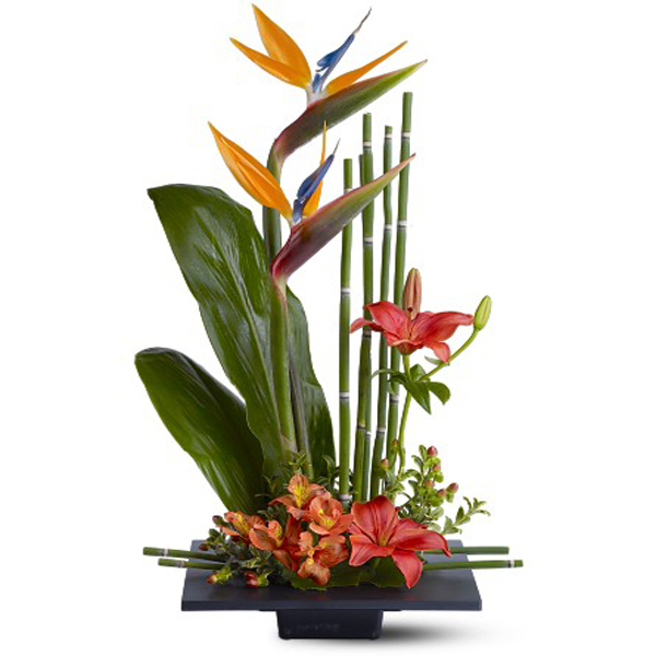 Arreglo floral Osaka. Alma Floral Floristeria Bogota
