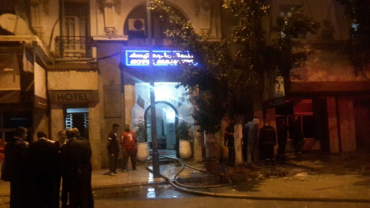 انفجار قنينة غاز بفندق ماجيستيك بالدار البيضاء دون أن يخلف إصابات