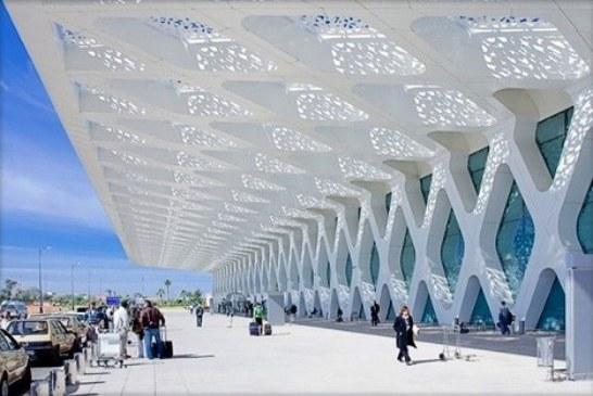 توسعة مطار مراكش تستهدف تسعة ملايين مسافر