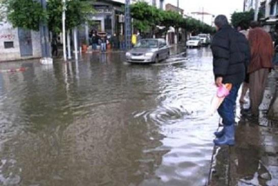 اجتماع حول حماية مدينة بركان من أخطار الفيضانات