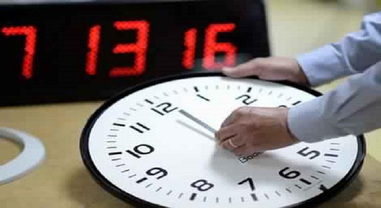 تغيير الساعة القانونية للمملكة من جديد خلال هذا التاريخ