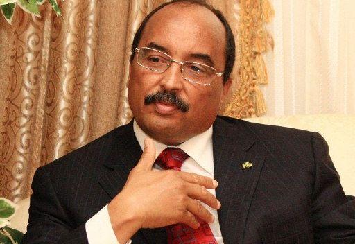 """جريدة إيطالية تنشر صورة للرئيس الموريتاني على أنها لزعيم """"البوليساريو"""" الراحل"""