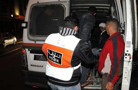 توقيف قاصرين لتورطهم في جريمة سرقة بالعنف ضد مواطنات أجنبيات بتمارة