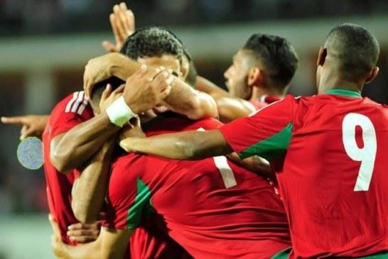 المنتخب الوطني المغربي يتعادل وديا مع المنتخب الألباني
