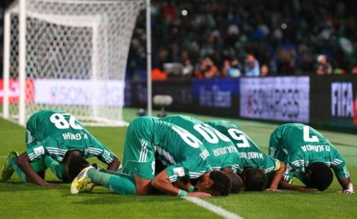 الرجاء يتفوق بأربعة أهداف على النادي القنيطري في أول مقابلاته في الموسم
