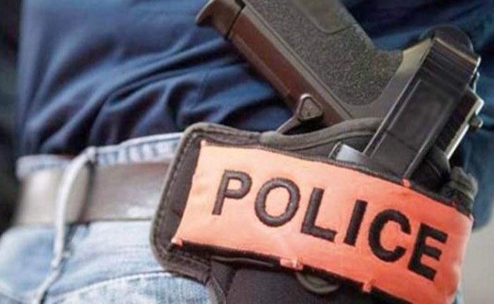 إطلاق رصاصة تحذيرية بتمارة لتوقيف شخص هدد والدته بالسلاح