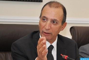 محمد حصاد يترأس بكلميم مراحل إنجاز عدد من المشاريع التنموية