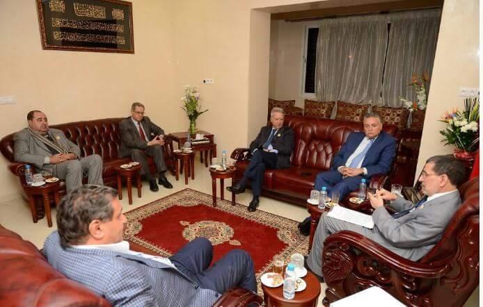 حرب الحقائب الوزارية تشتعل بين أيدي سعد الدين العثماني