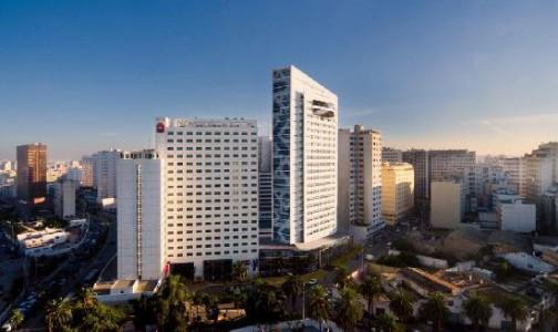 اندلاع حريق بقاعة للاستحمام بفندق سوفیتیل بالدار البيضاء دون خسائر بشرية