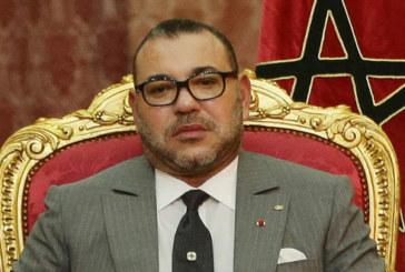 """الملك يوجه رسالة إلى المشاركين في المناظرة الدولية المنظمة تحت شعار """"كرة القدم الإفريقية هي رؤيتنا"""""""