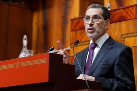 رئيس الحكومة الصامت في امتحان عسير الثلاثاء المقبل أمام النواب