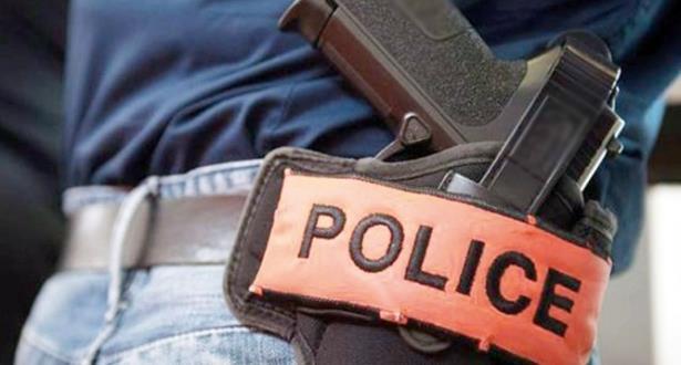 شرطي يطلق النار لتوقيف شخص هدد حياة المواطنين وعناصر الشرطة بالجديدة