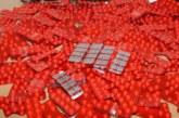 المغرب يعبر عن قلقه من ارتفاع عمليات حجز الأقراص المهلوسة القادمة من الجزائر
