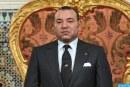 الملك يعزي رئيس جمهورية الكونغو الديمقراطية إثر حادث انجراف التربة بمقاطعة إيتوري