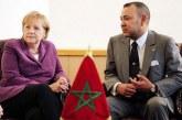 الملك يهنئ مستشارة ألمانيا الاتحادية بمناسبة فوز حزبها في الانتخابات التشريعية