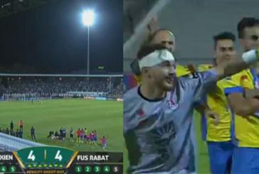 """الفتح يخطف التأهل لنصف نهائي كأس """"الكاف"""" من قلب تونس"""