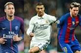 رونالدو مرشح بقوة للقب لاعب العام 2017