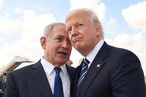 غضب عارم بعد إعلان ترامب القدس عاصمة لإسرائيل