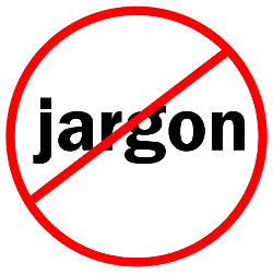 no-jargon-allowed