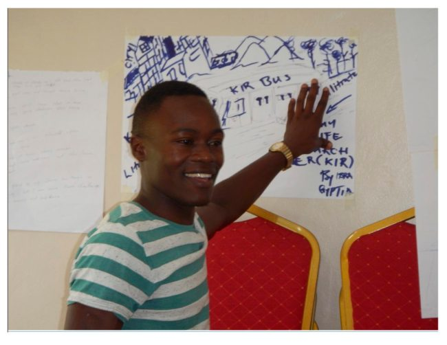 Youth Peer Researcher-Save the Children Project