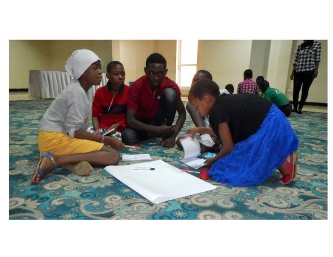 Youth Peer Researchers-Oak Fdtn Project