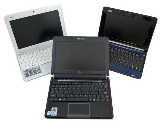 Netbooks: Qual a configuração ideal de um netbook para uso cotidiano? (1/2)