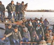 نيابة العامرية تحجز 4 من  سماسرة الهجرة غير الشرعية