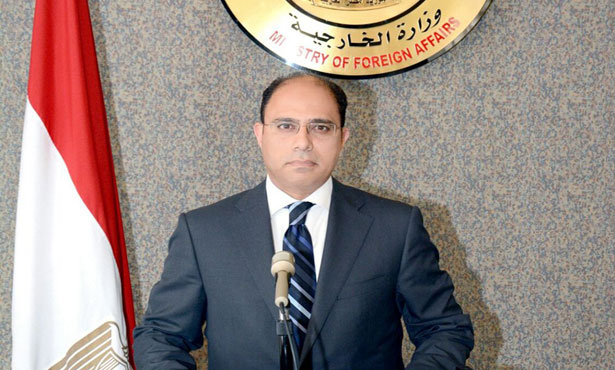 المتحدث باسم وزارة الخارجية