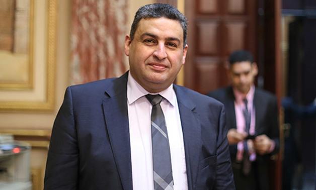 محمد العقاد، عضو لجنة الإسكان بمجلس النواب 669