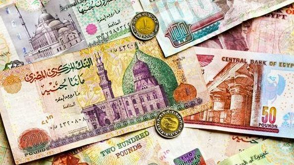 العملات المصرية الورقية