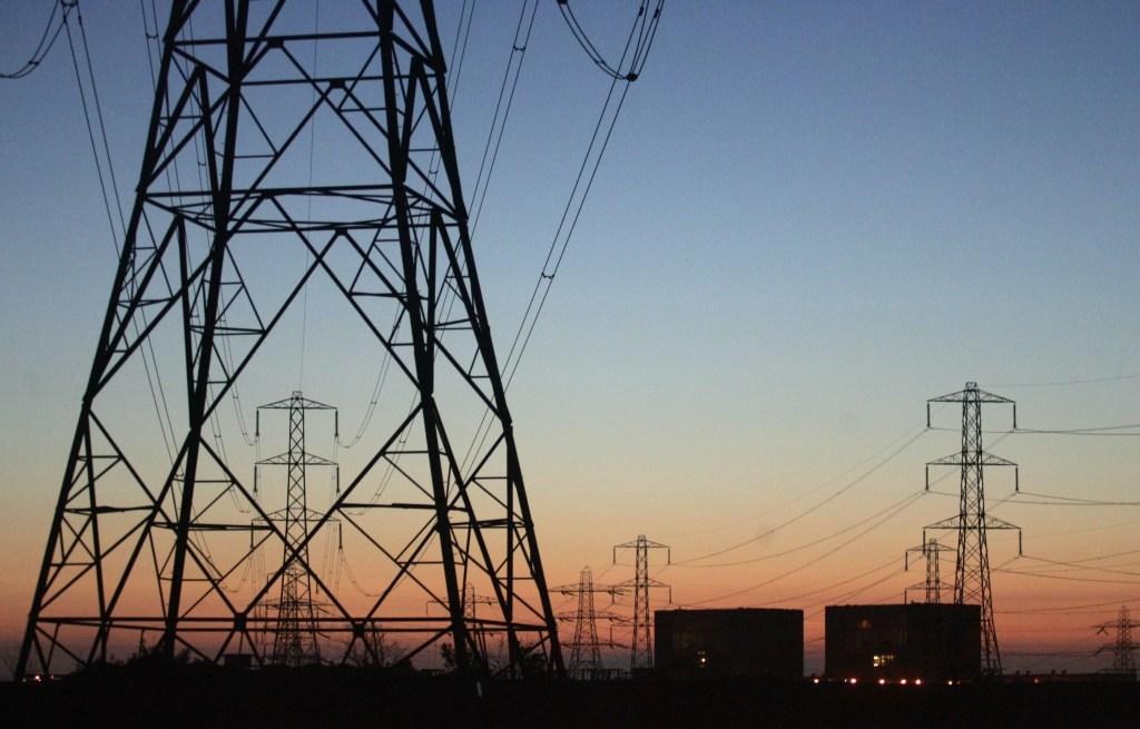 مشاريع كهرباء
