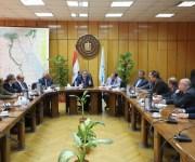 تفاصيل اجتماع وزير القوى العاملة مع غرفة تكنولوجيا المعلومات