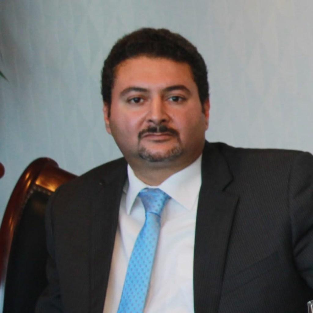 """محمد عاطف مساعد العضو المنتدب بشركة """"جى آى جى"""" لتأمينات الحياة gig"""