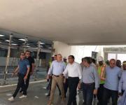 رئيس الوزراء يتفقد فرع الأكاديمية العربية للعلوم والتكنولوجيا بالعلمين الجديدة (صور)