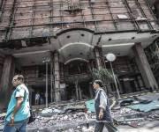 بلاغ للنائب العام يطالب بالقبض على والدى الإرهابى منفذ تفجير معهد الأورام