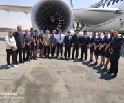 مصر للطيران تتسلم آخر طائرات بوينج B787-9 المتعاقدة عليها