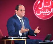 السيسي: صرفنا في سيناء رقم لا يخطر على بال.. مئات المليارات