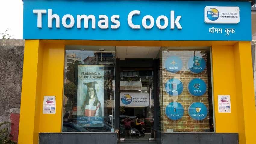 «توماس كوك» البريطانية تبحث عن تمويل بقيمة 200 مليون استرلينى لانتشالها من عثرتها