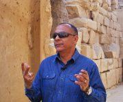 المجلس الأعلى للآثار: تم إنجاز 93% من أعمال مشروع المتحف المصرى الكبير