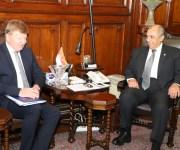 وزارة الزراعة: الاتحاد الأوروبي يوافق على تمويل 8 مشروعات جديدة بمصر